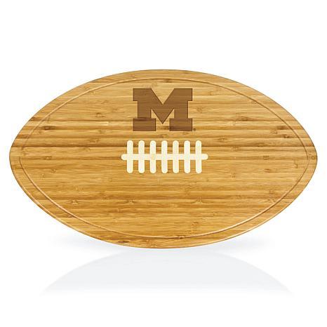 Picnic Time Kickoff Cutting Board - U of Michigan