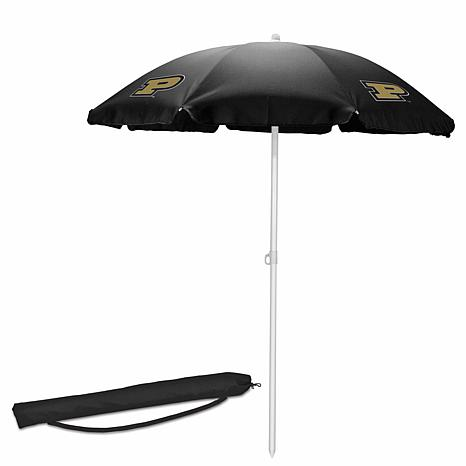 Picnic Time Umbrella - Purdue University