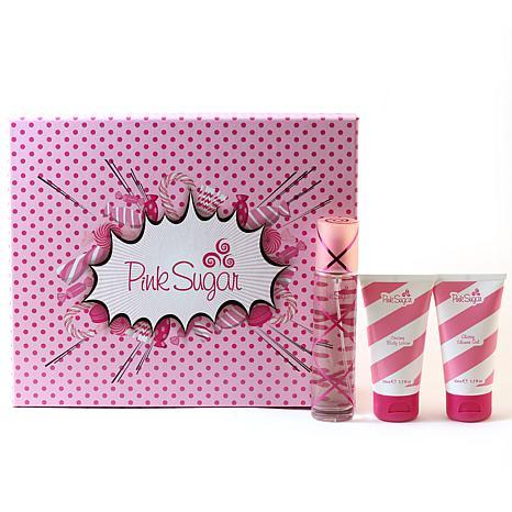 Pink Sugar Eau De Toilette Spray Set