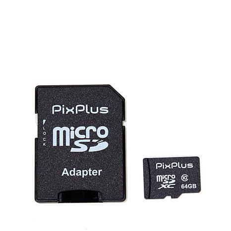 ADATA Premier 64GB microSDHC/SDXC UHS-I U1 Class 10 Memory ...