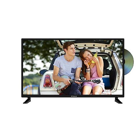 """Polaroid 32"""" 720p Direct-Lit LED HDTV with Built-In DVD Player"""