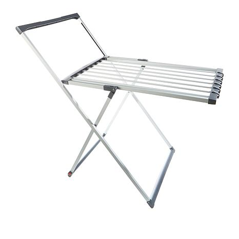 Polder Rolling Drying Rack and Laundry Stand