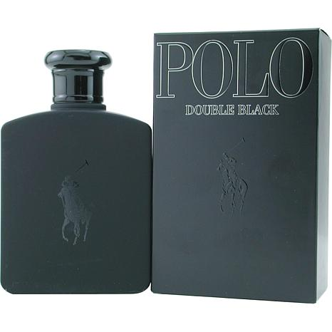 Polo Double Black by Ralph Lauren EDT for Men - 2.5 oz.
