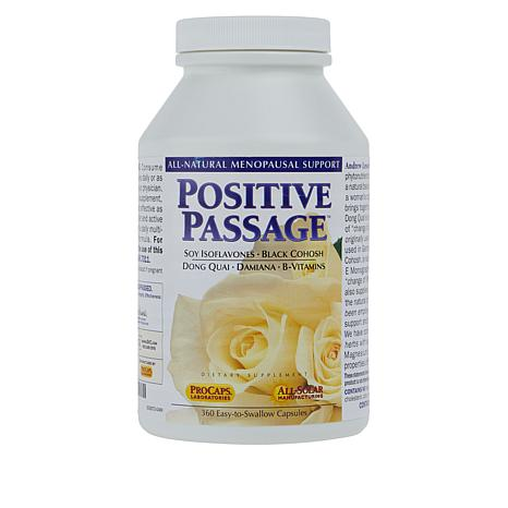 Positive Passage - 360 Capsules