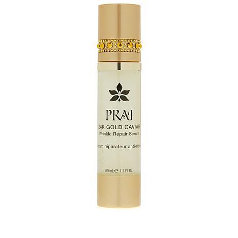 PRAI 24K Gold Caviar Wrinkle Repair Serum