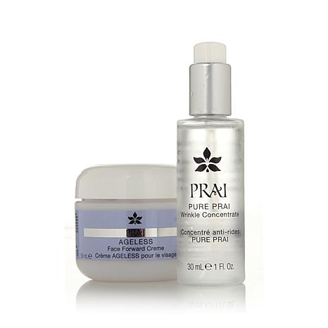 PRAI Ageless Wrinkle Defying Duo