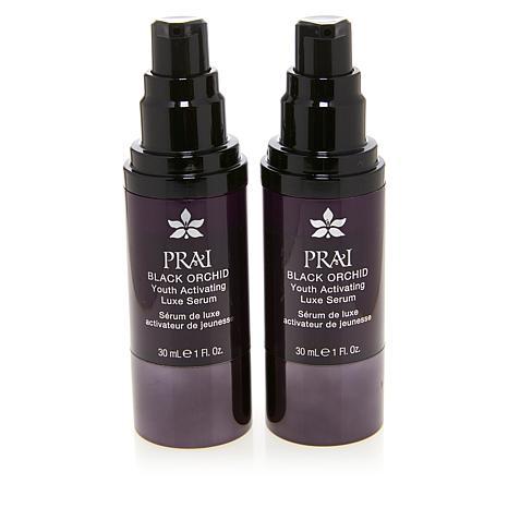 PRAI Black Orchid Luxe Serum Duo