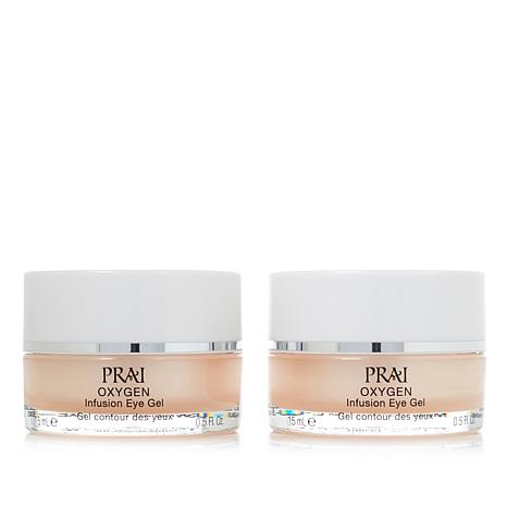 PRAI Oxygen Infusion Eye Gel .5 oz. Duo