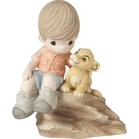Precious Moments Disney Showcase The Lion King Pride and Joy Figurine