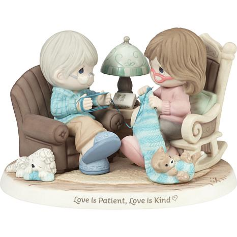 Precious Moments Love Is Patient Love Is Kind Limited Edition Figurine