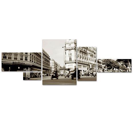 Preston 'Parisian Intersection' Art Collection