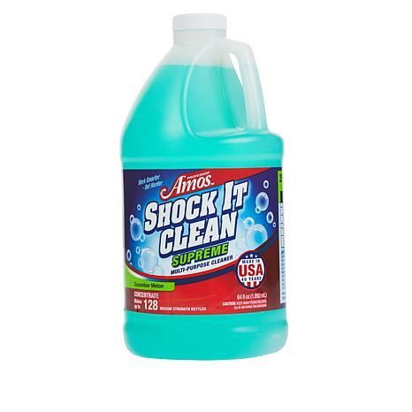 Professor Amos Shock It Clean Supreme 64 oz. Cleaner