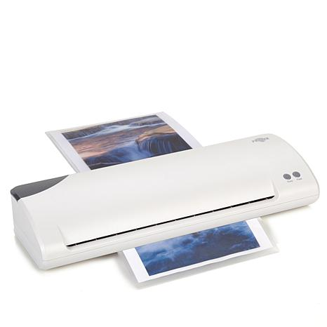 PROTEK Hot and Cold Laminator with Starter Pack