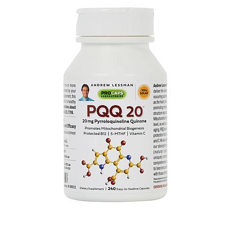 Pyrroloquinoline Quinone - 240 Capsules