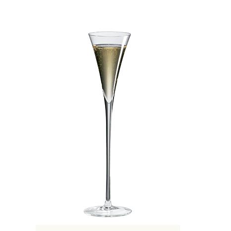 Ravenscroft Crystal Flute Long Stem Champagne Glass