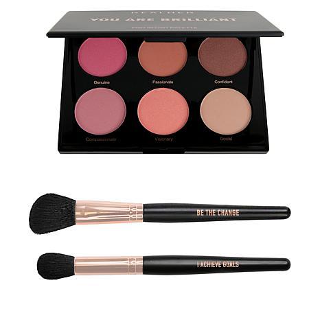 REALHER Blush and Brush Set