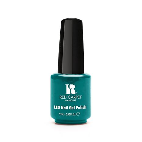 Red Carpet Manicure LED Gel Polish - Santorini Martini