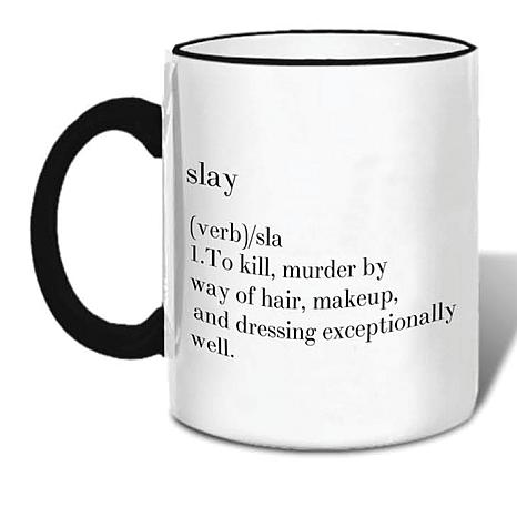 Retrospect Group Slay Mug in Gift Box