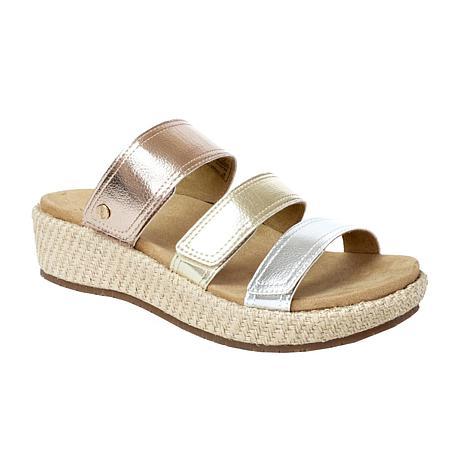 Revitalign Jetty Wedge Sandal