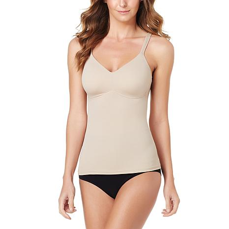 1X Rhonda Shear Everyday Molded Cup Camisole in Nude