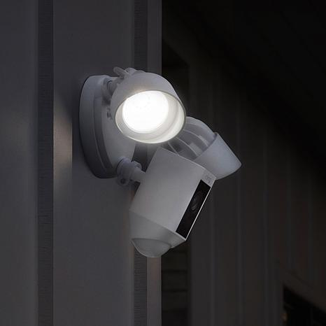 Ring Floodlight Camera Motion Activated Hd