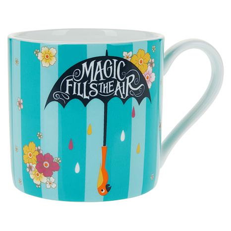 Royal Albert Disney Mary Poppins Returns Magic Fills the Air Mug