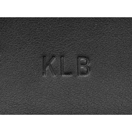 Royce Leather Personalizable Double Cigar Case