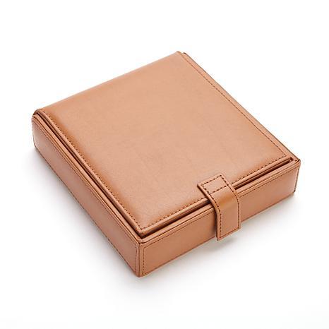 Royce Leather Watch Cufflink Box