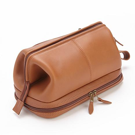 Royce Men S Na Leather Toiletry Bag