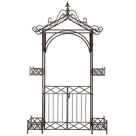 Safavieh Destiny Gated Arbor