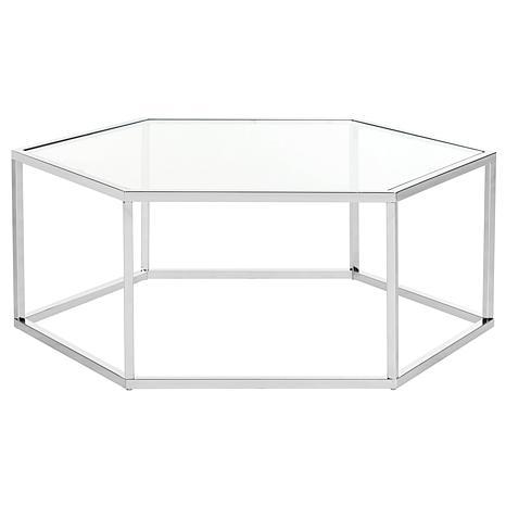 Safavieh Eliana Glass Coffee Table