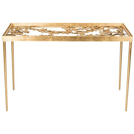 Safavieh Otto Ginkgo Leaf Desk