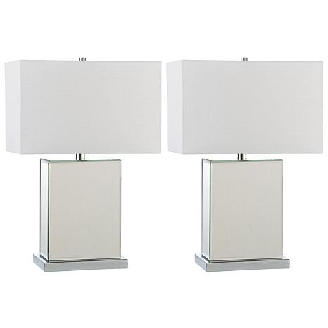 Safavieh Set of 2 Dana Table Lamps - 23""
