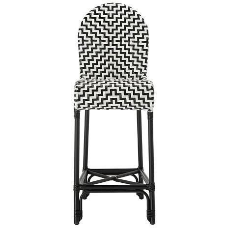 Sensational Safavieh Tilden Indoor Outdoor Bar Stool Machost Co Dining Chair Design Ideas Machostcouk