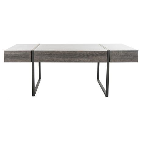 Safavieh Tristan Modern Rectangular Coffee Table
