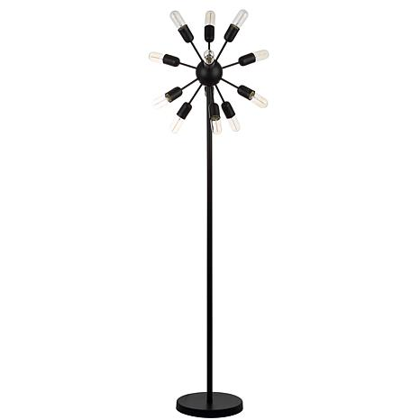"Safavieh Urban 12-Light 67-1/2"" Retro Floor Lamp"