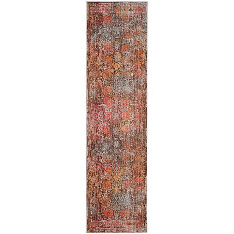 "Safavieh Vintage Persian Zara Rug - 2'2"" x 8'"