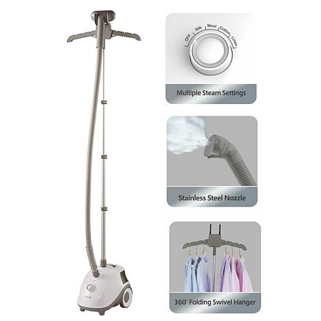 SALAV GS24-BJ Performance Garment Steamer with Stainless Steel Nozzle