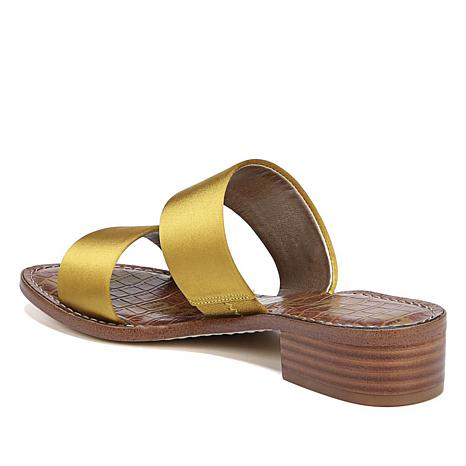 cd9048e04913 Sam Edelman Jeni Leather or Fabric Slide - 8685300
