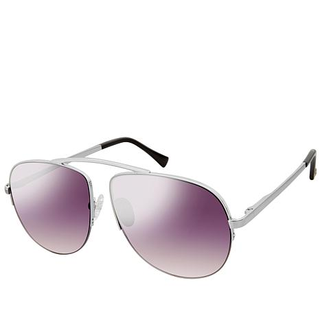 Sam Edelman Metal Aviator Sunglasses