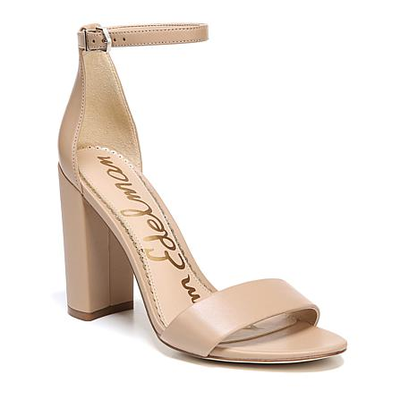 a8ca29eed6770c Sam Edelman Yaro Block Heel Dress Sandal - 10077474