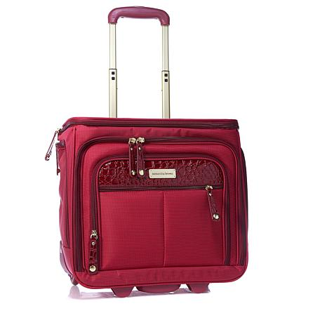 Hsn Samantha Brown Expandable Cabin Bag Tvshoppingqueens