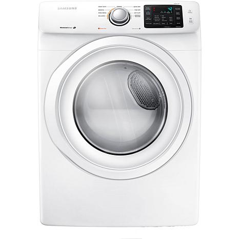 Samsung 7.5 cu. ft. Dryer with Smart Care - White