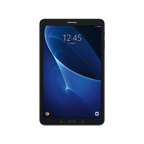 "Samsung Galaxy Tab A 10.1"" Quad-Core 16GB Tablet Bundle"