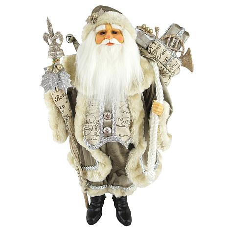 Santa's Workshop 18' Parisian Claus Figurine