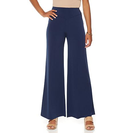Serena Williams High-Waist Wide-Leg Pant