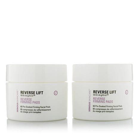 Serious Skincare BOGO Reverse Lift Firming Pads