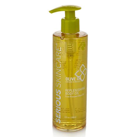 Serious Skincare Olive Oil Replenishing Body Oil
