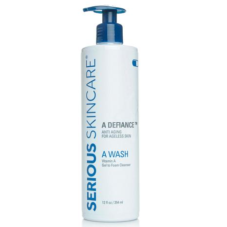 Serious Skincare Vitamin A Gel-to-Foam Cleanser - AS