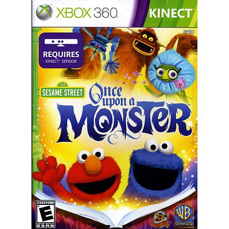 Sesame Street Once Upon A Monster KINECT